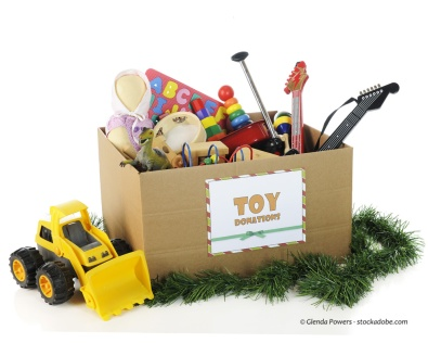 Charity Toys for Christmas