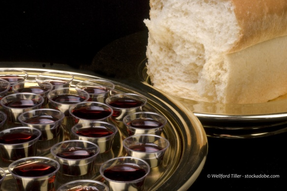 Protestant Communion Elements